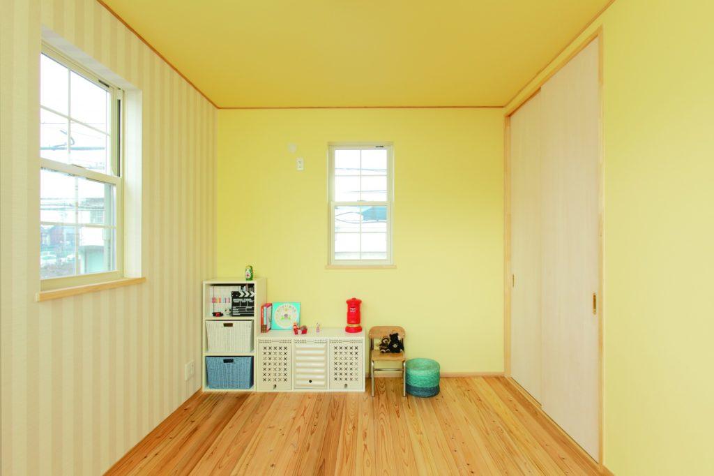 心地いいモデルハウスが手本 雑貨好きが大満足の無垢の家