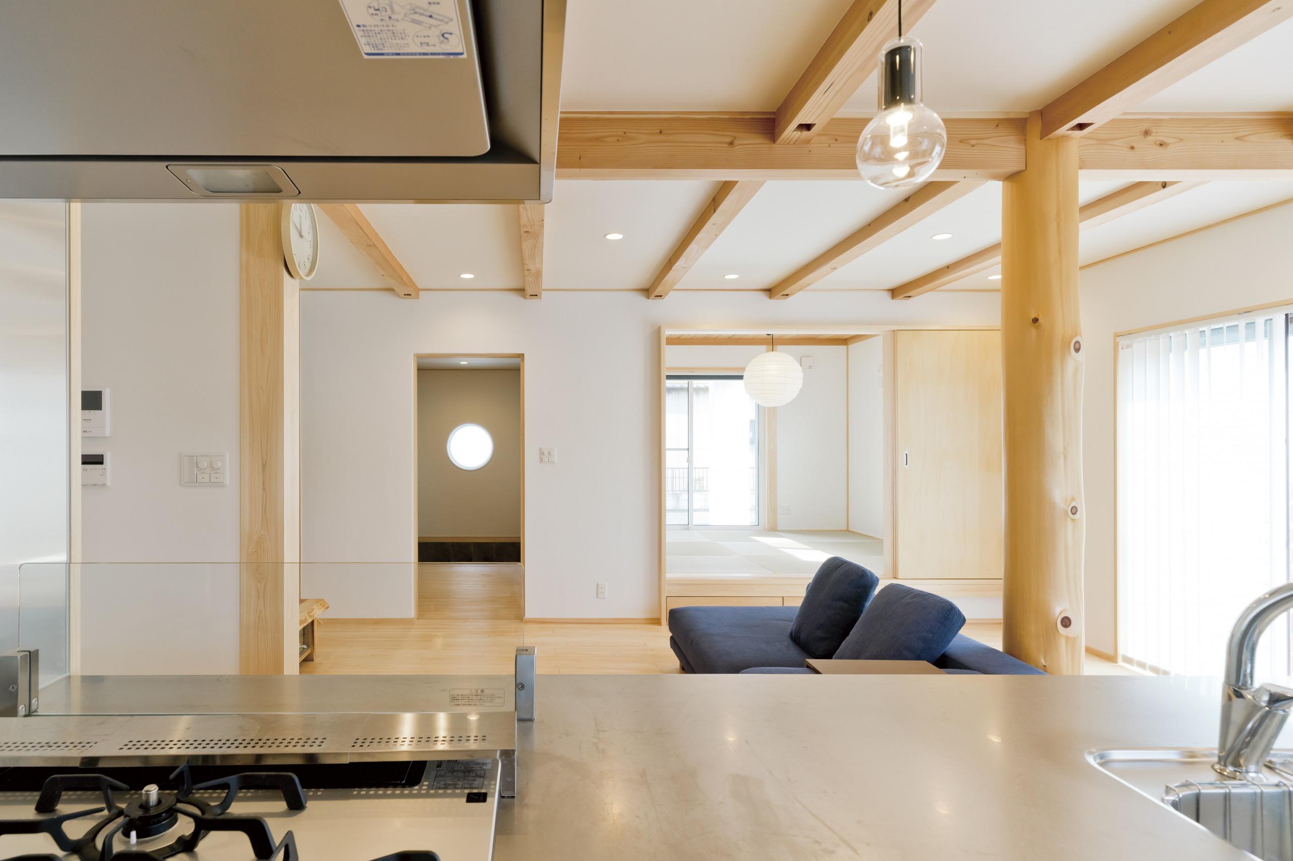 かみえ工務店 ひとと木工房の注文住宅施工例